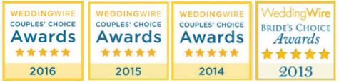 Wedding wire 2013-16
