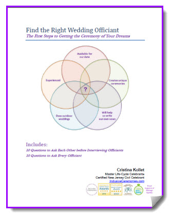 How to Find the Right Wedding Officiant__cover__2015