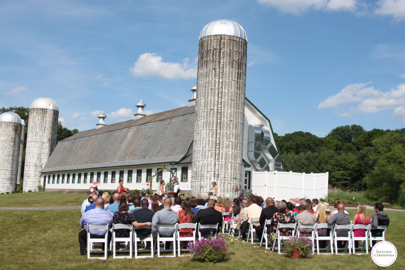 The Barn at Perona Farms, Wedding
