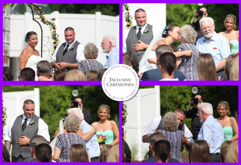 Perona Farms Wedding Andover NJ, Making Wedding Traditions Personal