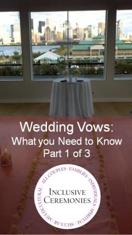 vows 1